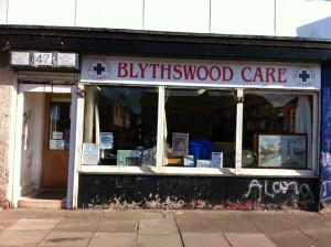 Blythswood shop