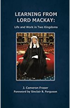 Learning from Lord Mackay - Book Cover